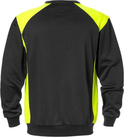 Sweatshirt 7148 SHV 2 Fristads  Large