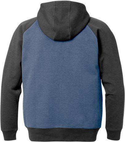 Acode hooded sweat jacket 1757 DF 2 Fristads  Large