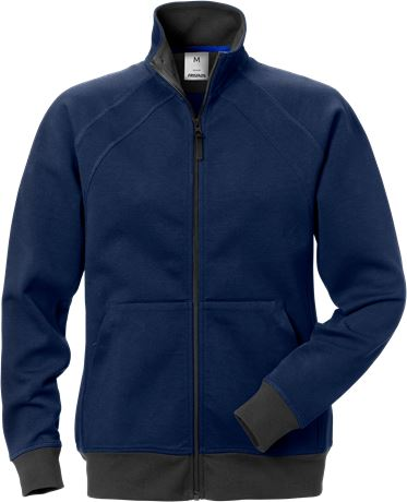Acode sweat jacket woman 1758 DF 1 Fristads  Large