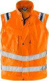 High vis waistcoat class 2 5013 PLU 1 Fristads Small