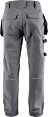 Green craftsman trousers 2538 GRN 2 Fristads Small