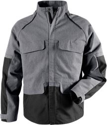Green craftsman jacket 4538 GRN Fristads Medium