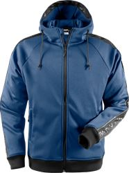 Hooded sweat jacket 7464 SSL Fristads Medium
