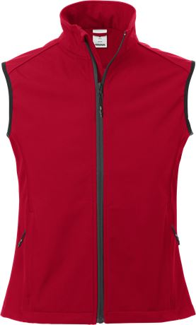 Acode WindWear softshell waistcoat woman 1507 SBT 1 Fristads  Large