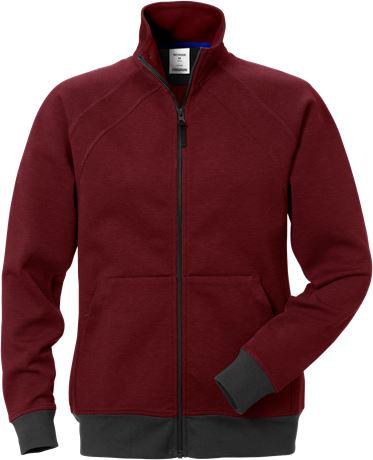 Acode sweat jacket woman 1758 DF 1 Fristads
