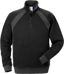 Acode half zip sweatshirt 1755 DF Fristads Medium