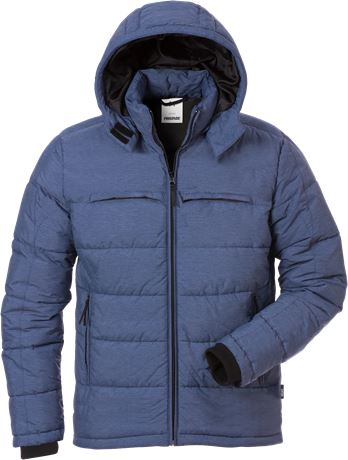 Acode WindWear winter jacket 4018 MEL 1 Fristads  Large