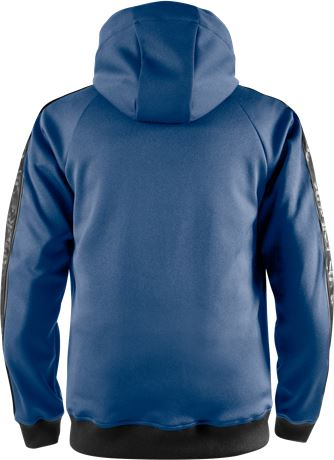 Hooded sweat jacket 7464 SSL 2 Fristads  Large