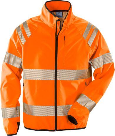 High vis shell jacket class 3 4091 LPR 1 Fristads