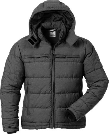 Acode WindWear winter jacket woman 4017 MEL 1 Fristads