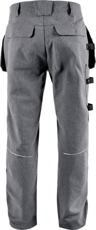 Green craftsman trousers 2538 GRN 2 Fristads  Large