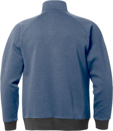 Zipper-Sweatshirt 1755 DF 2 Fristads  Large