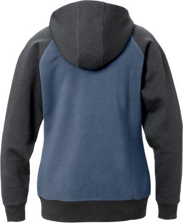 Acode hooded sweat jacket woman 1760 DF 2 Fristads  Large