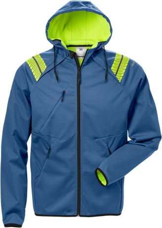 Hooded softshell jacket 7461 BON 1 Fristads