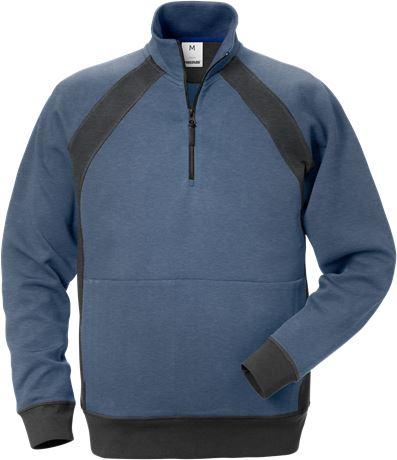 Acode sweatshirt met korte rits 1755 DF 1 Fristads  Large