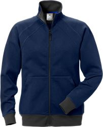 Felpa full zip donna 1758 DF Fristads Medium