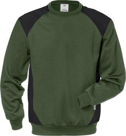 Sweatshirt 7148 SHV 1 Fristads