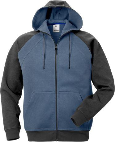 Acode Veste sweatshirt à capuche 1757 DF 1 Fristads