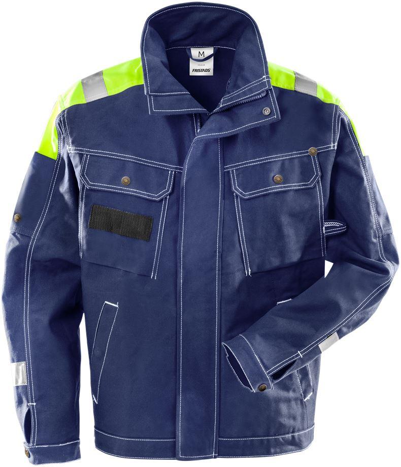 Fristads Men's Jacka 447 FAS, Mörkblå