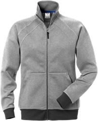 Acode sweat jacket woman 1758 DF Fristads Medium