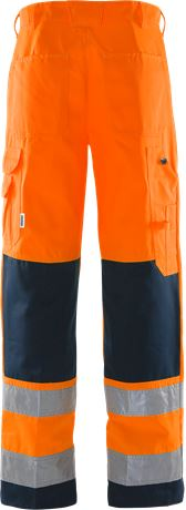 High vis trousers class 2 2001 TH 2 Fristads  Large
