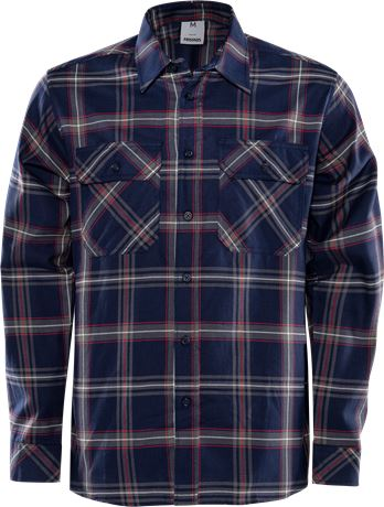 Flannel shirt 7421 MSF 6 Fristads  Large