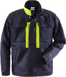 Flame welding jacket 4077 WEL Fristads Medium