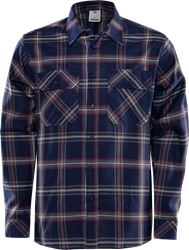 Flannel shirt 7421 MSF Fristads Medium