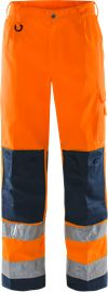 High vis trousers class 2 2001 TH 1 Fristads Small