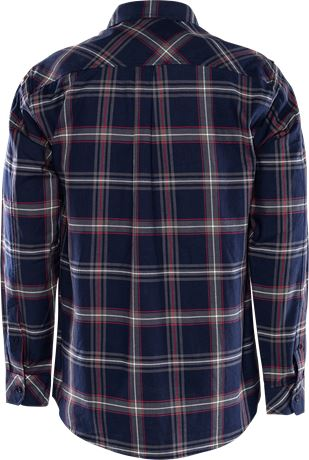 Flannel shirt 7421 MSF 1 Fristads  Large