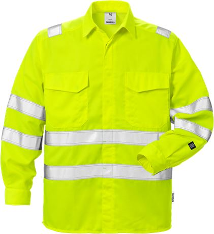 High vis shirt class 3 7049 SPD 1 Fristads
