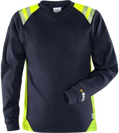 Flamestat långärmad T-shirt 7358 TFL, dam 1 Fristads