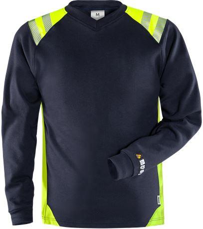 Flamestat Langarm-T-Shirt 7360 TFL 1 Fristads