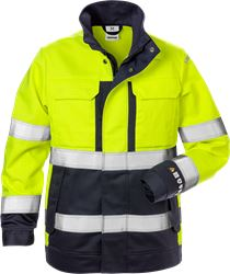 Flame high vis jacket woman class 3 4590 FLAM Fristads Medium