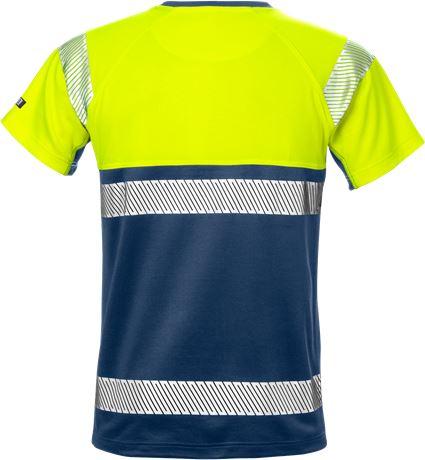 Varsel T-shirt 7518 THV, klass 1 1 Fristads