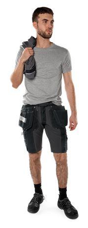 Craftsman stretch shorts 2532 CYD 1 Fristads