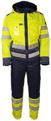 Winter Jacket HiVis Basic 8 Leijona Small