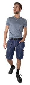 Craftsman stretch shorts 2607 FASG 3 Fristads Small