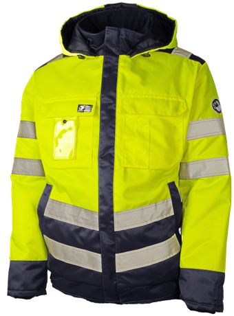 Winter Jacket HiVis Basic 1 Leijona