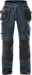 Rakentajan denim housut 229 DY Fristads Medium