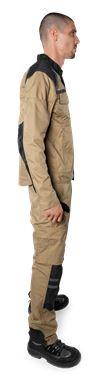 Jacket 4555 STFP 4 Fristads Small