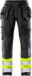 Pantaloni Craftsman donna High Vis. CL. 1 2172 NYC Fristads Medium