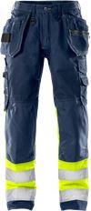 Pantalons d'artisan haute visibilité pour femme classe 1 2172 NYC 1 Fristads Small