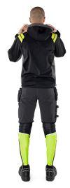 Hooded softshell jacket 7461 BON 5 Fristads Small