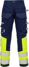 Hi Vis Gen Y håndværker bukser kl.1 2127 2 Fristads Small
