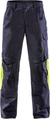 Flame svejse bukser 2031 1 Fristads