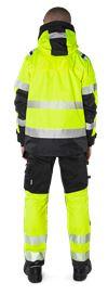 High vis Airtech® shell jacket class 3 4515 GTT 5 Fristads Small