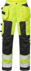 Pantalon d'artisan femmes haute visibilité classe 2 2125 PLU Fristads Medium