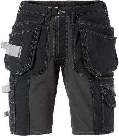 Stretch shorts dame 2527 1 Fristads
