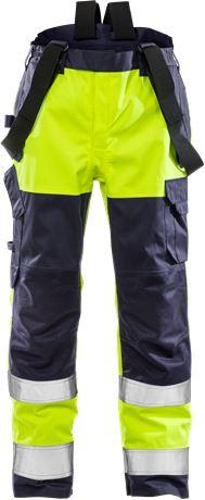 Flame Hi Vis Airtech® skal bukser kl.2 2152 1 Fristads